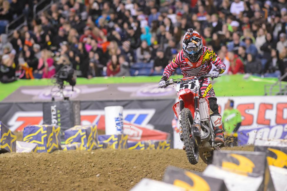 Justin Barcia is likely to join JGR Yamaha.