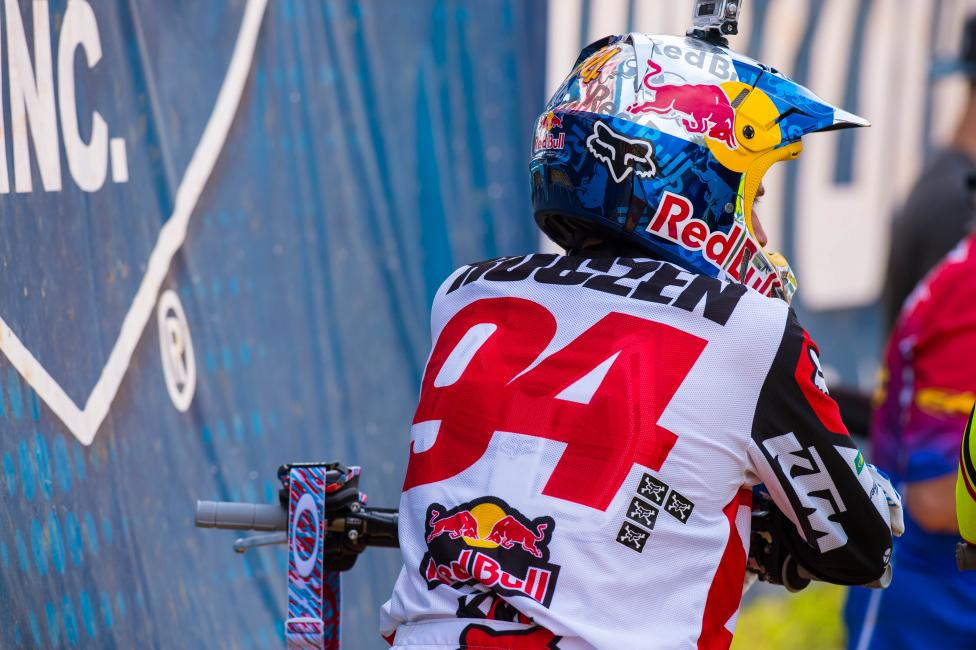 Ken Roczen looks to be headed to RCH Suzuki. Photo: Simon Cudby