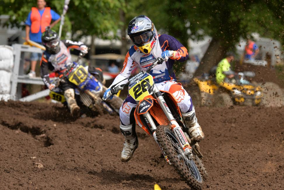 Alexander Frye has been an Orange Brigade amateur rider for awhile, and will have a pro deal set when he graduates.Photo: photographer