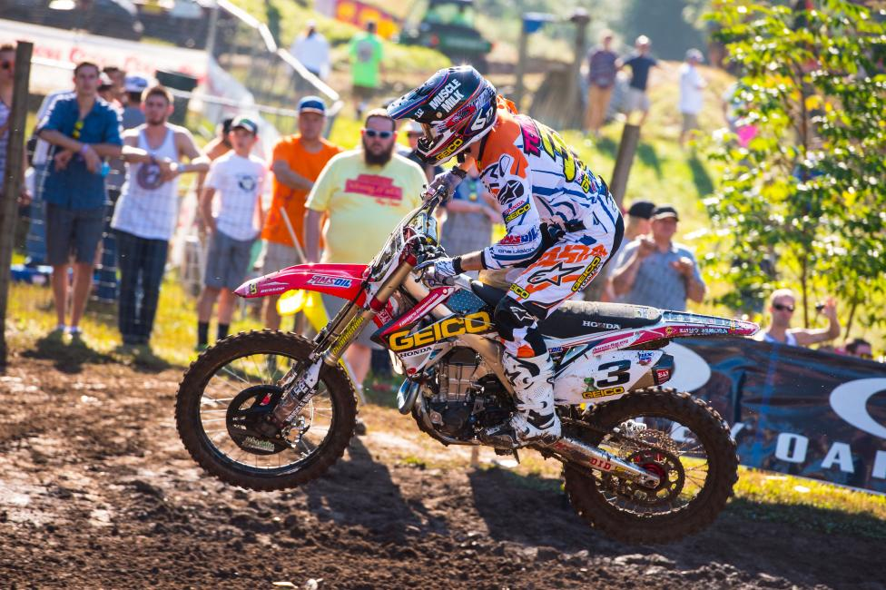 With a strong Unadilla performance, Tomac could possibly spoil the 14 points separating Roczen and Dungey.