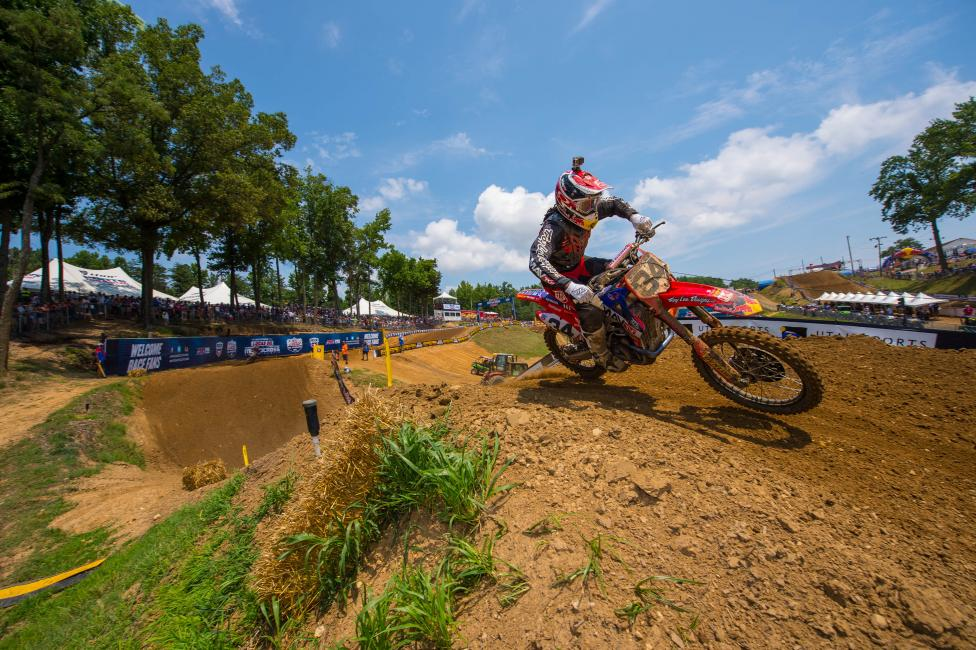 Malcolm Stewart missed the last round, but he will be back at Unadilla.Photo: Simon Cudby
