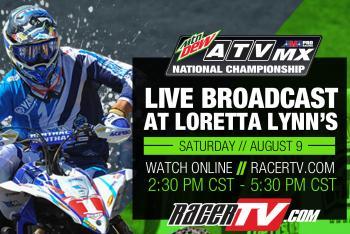 Watch: ATVMX on Saturday