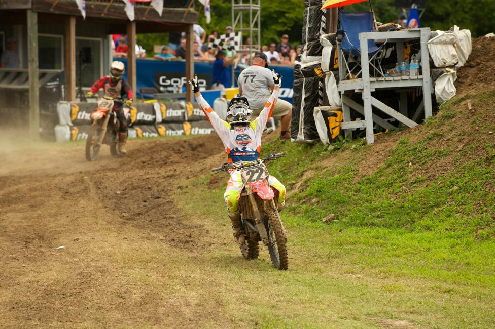 Hampshire will make his professional debut on the #631 Honda. Photo: Christian Munoz