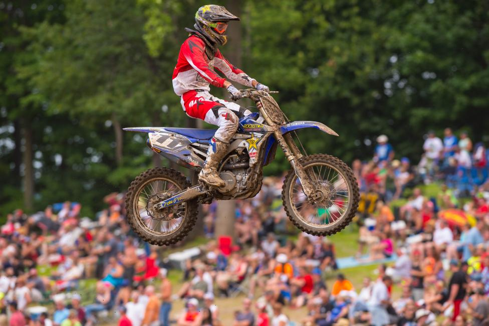 Kyle Chisolm will be racing in Canada following Unadilla. Photo: Simon Cudby