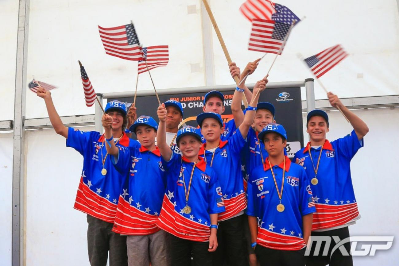 USA Wins Junior Motocross World Championship