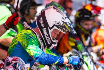 Monday Conversation: Part II, Trey Canard