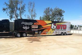 BTOSports.com KTM 2013 Race Hauler For Sale