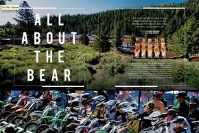 The Monster Energy Mammoth Motocross offers up some of the sport's most beautiful scenery—and possibly its most distinctive trophies.