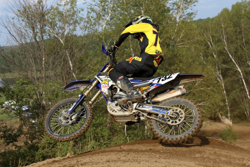 Kyle Chisholm won his first overall of the season last Sunday.