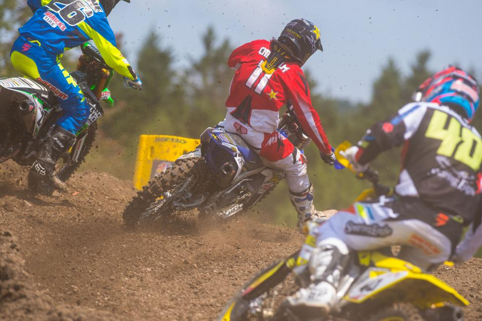 Chisholm finished 20th overall at Unadilla before heading to Canada.  Photo: Simon Cudby