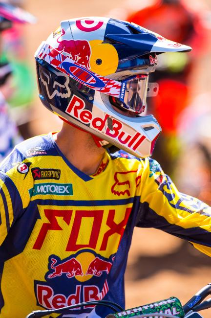 Dungey suddenly has a target lock on this title, and he's looking more and more accurate by the week.Photo: Simon Cudby