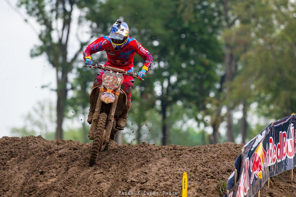 Ken Roczen now leads by 20 points heading to Utah.