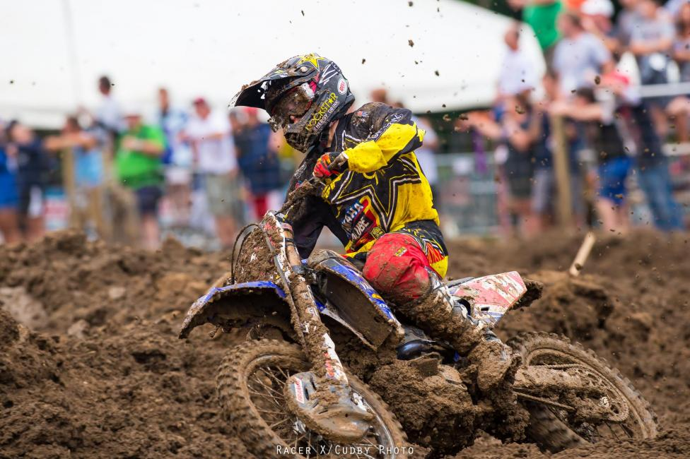 Jeremy Martin is the 2014 Lucas Oil Pro Motocross 250 champion.