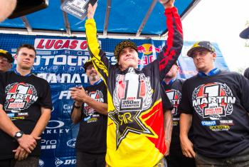 Racer X Films: Jeremy Martin, In the Spotlight