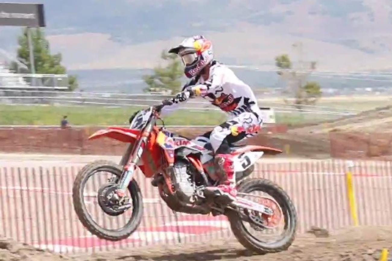 Racer X Films: 2014 Utah National Press Day