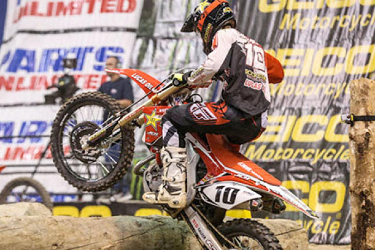 Racertv.com: Endurocross Live