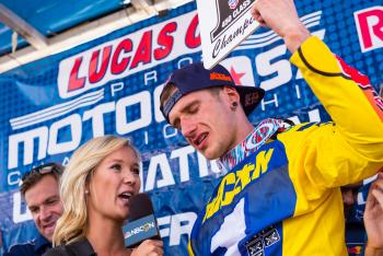 Racer X Films: The Rookie