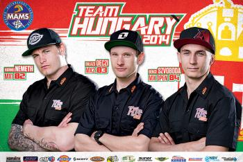 Hungary Announces MXoN Team
