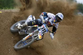 Ferris to Finish GP Season with Husqvarna