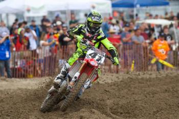 MX Sports Announces Winner of CRF450R
