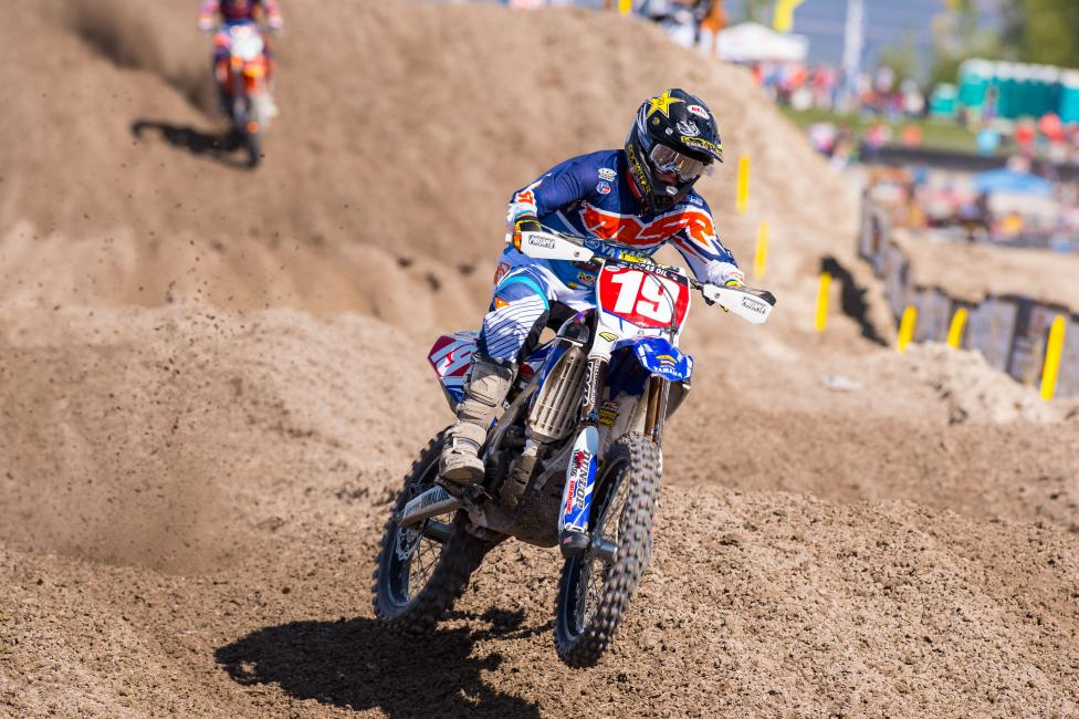 Jeremy Martin put his stamp on the 2014 series with another 1-1 performance.