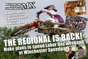 New England Regional MX Championship