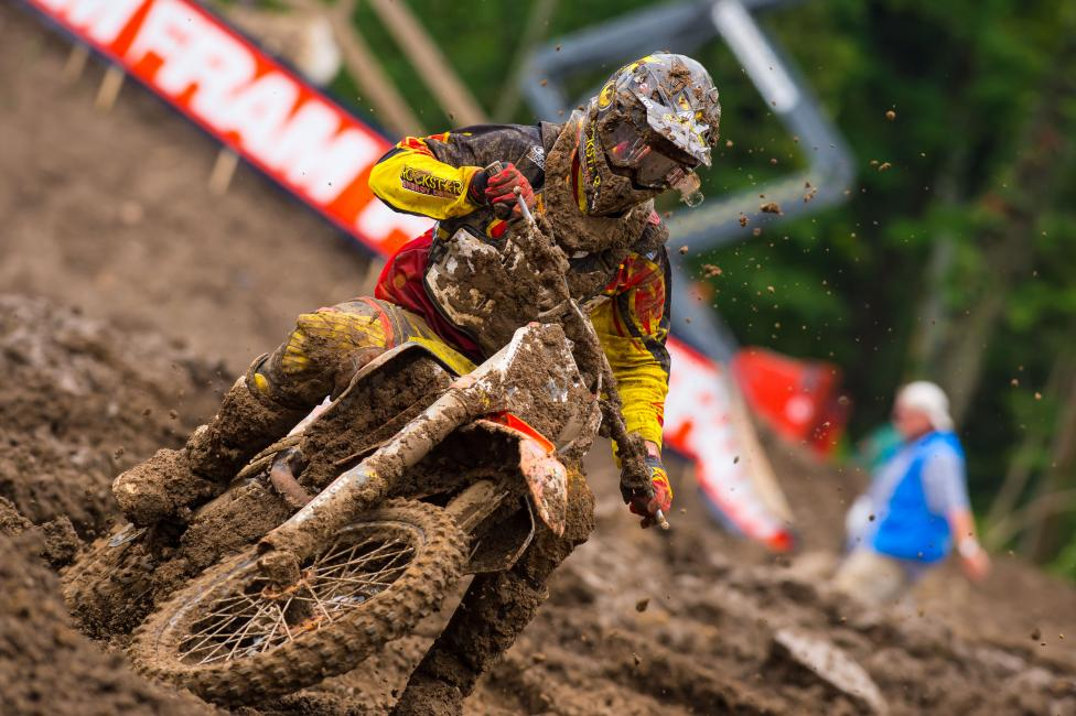 Sipes put together an amazing performance close to home in Indiana. Photo: Simon Cudby