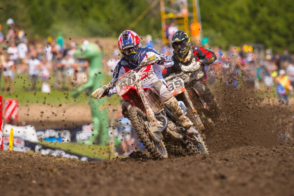 Noren will race the 2014 Motocross of Nations for Sweden.