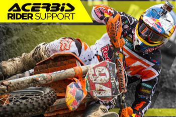ACERBIS Accepting Applications for 2015 Rider Support