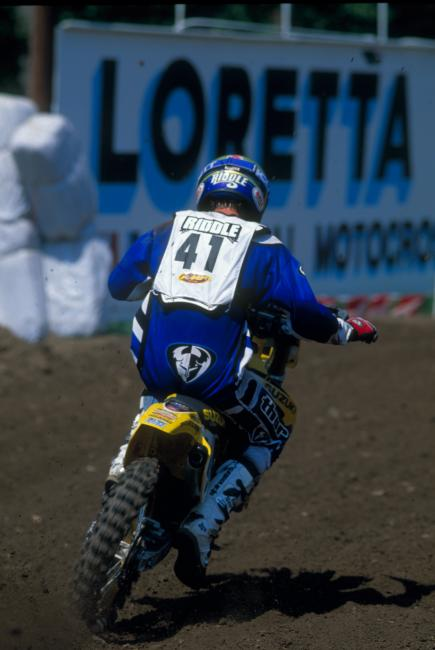 Ben Riddle won five championships at Loretta's before turning pro.