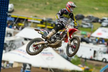 Bisceglia Named MX Rookie of Year