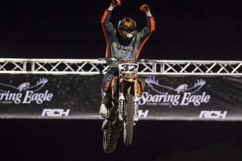Ricky Renner Wins Inaugural Edge of Summer MX