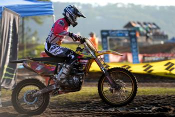 Matt Moss Clinches Title in Australia