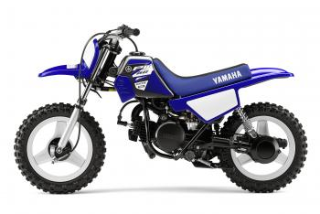 Yamaha Introduces 2015 PW50 and TT-Rs