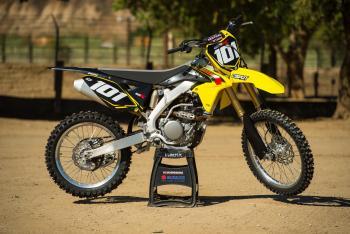 Racer X Films: 2015 RM-Z 250