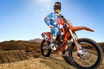 Troy Lee Designs and KTM Agree to Multi-year Deal
