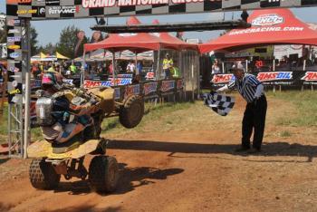 Racertv.com: GNCC ATV Rd 10