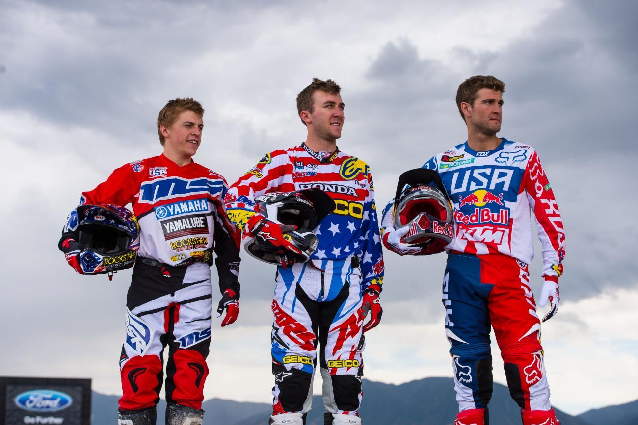 Racer X Films: Team USA