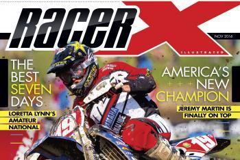 Racer X November 2014 Digital Edition Now Available