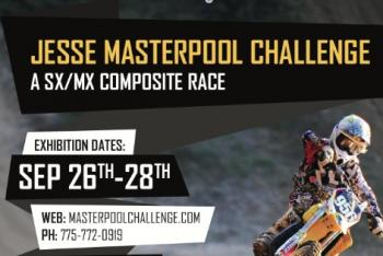 His 956 Facility to Hold The Jesse Masterpool Challenge