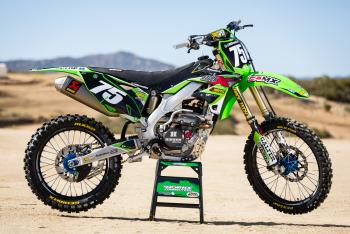 Racer X Films: MX Dream Bikes KX250F