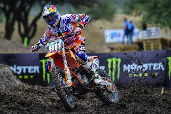 Tixier Makes Statement, Tops Qualifying