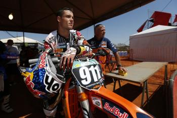 Jordi Tixier Wins MX2 World Championship