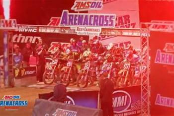 Tickets On Sale for Amsoil Arenacross