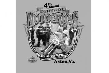 Vintage Motocross at Lake Sugartree Motorsport
