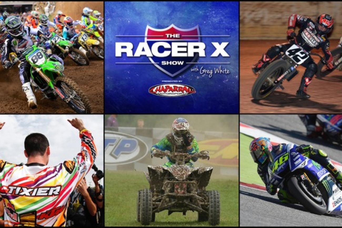 RacerTV.com: The Racer X Show