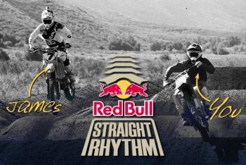 Red Bull Straight Rhythm Ride Day at Milestone