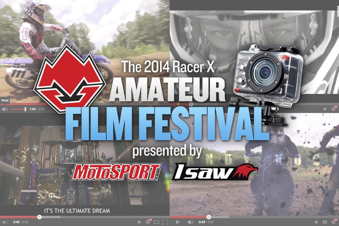Racer X Film Festival: Semifinals Round 1