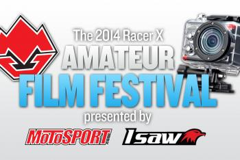 Racer X Film Fest: Round 3 Winner Announced