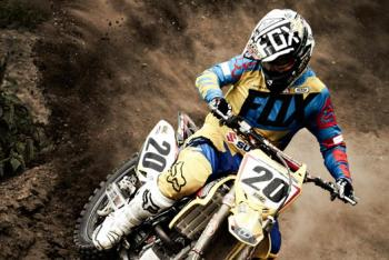 Schiffer Out for Motocross of Nations